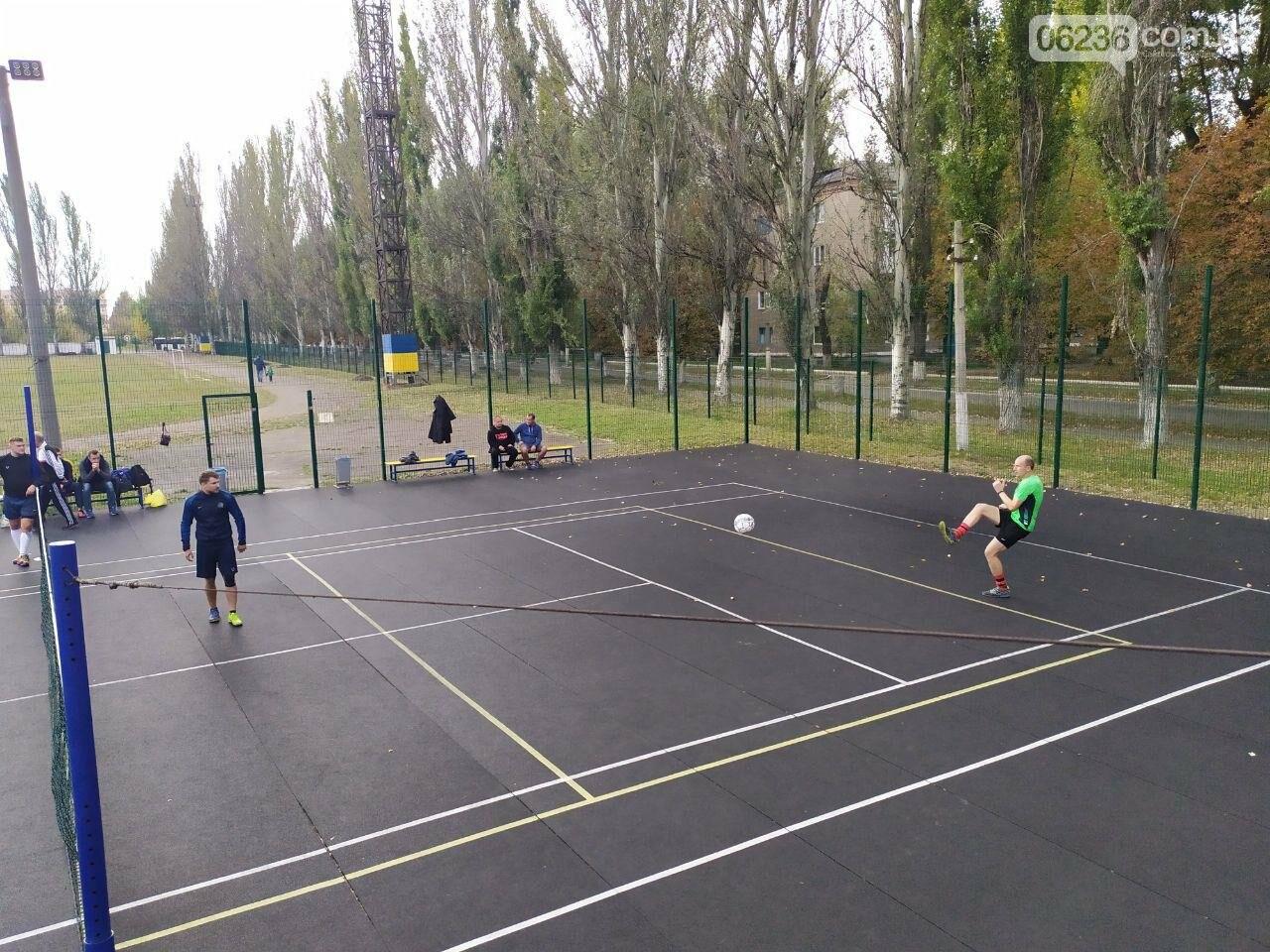 В Авдеевке возродили теннисболл (ФОТО), фото-1