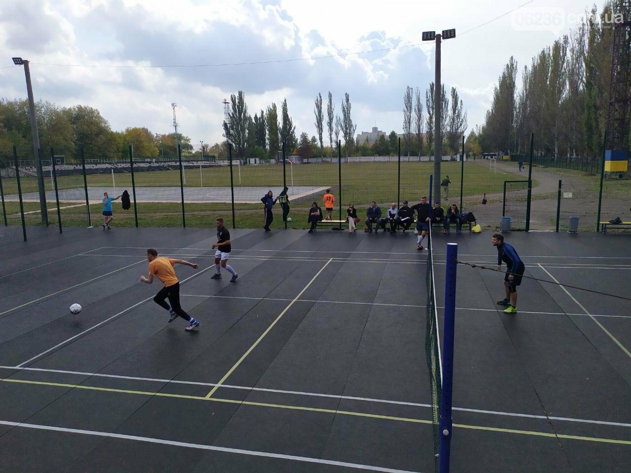 В Авдеевке возродили теннисболл (ФОТО), фото-2