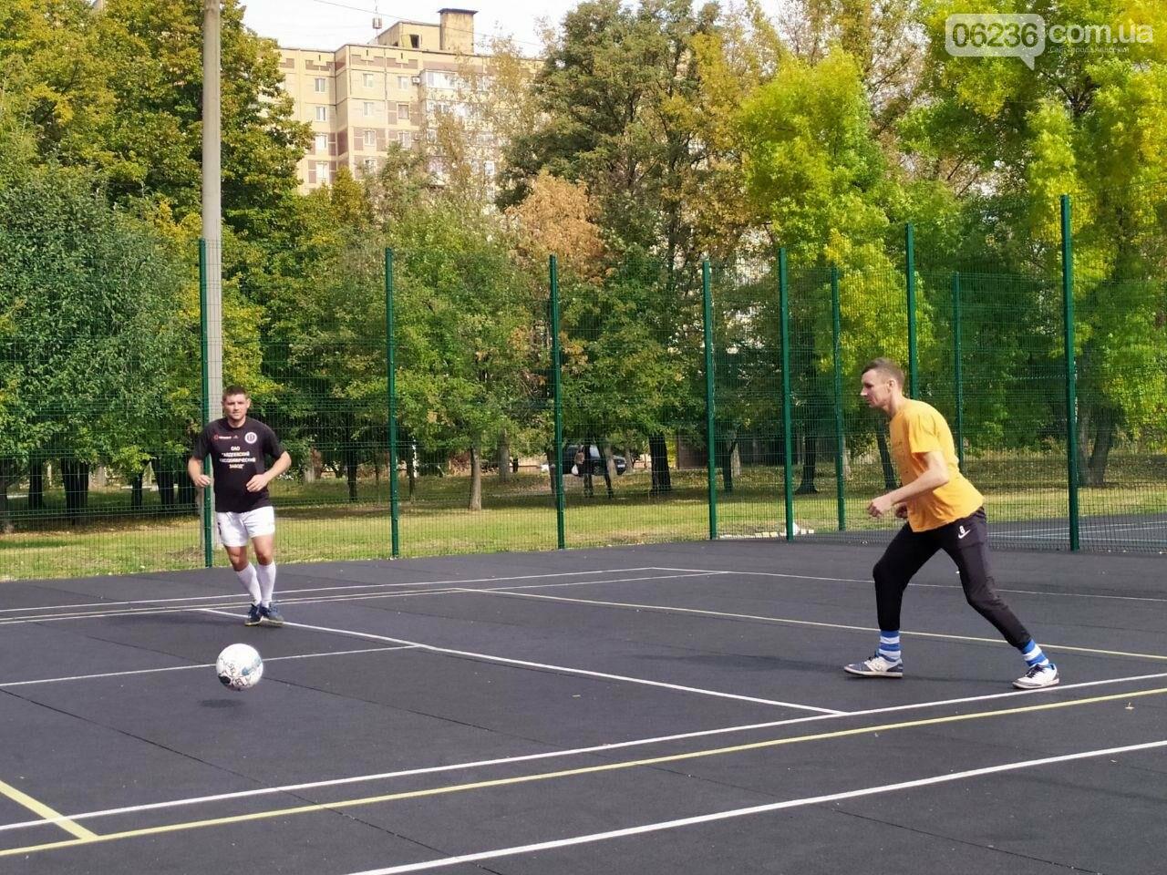 В Авдеевке возродили теннисболл (ФОТО), фото-3