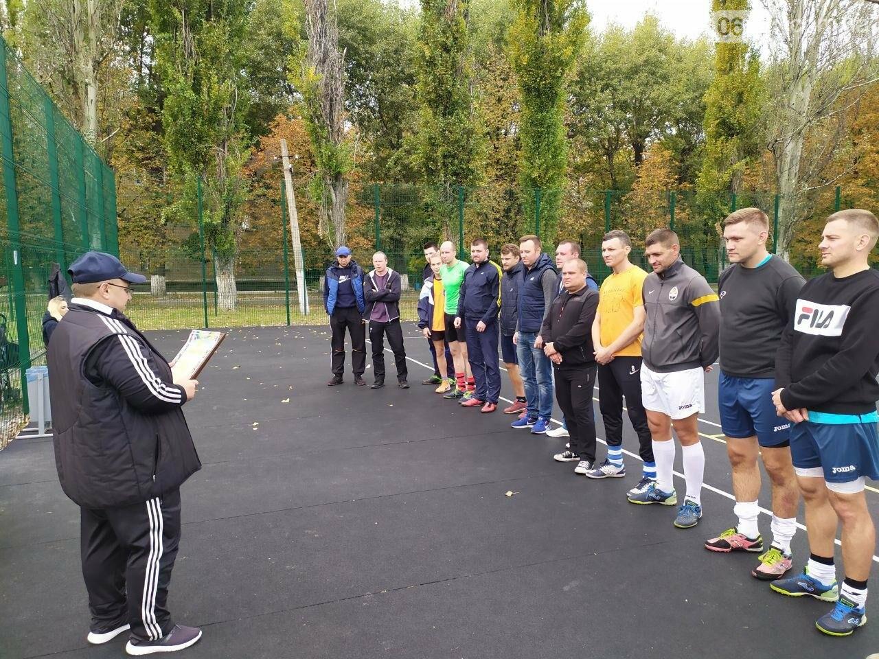 В Авдеевке возродили теннисболл (ФОТО), фото-4