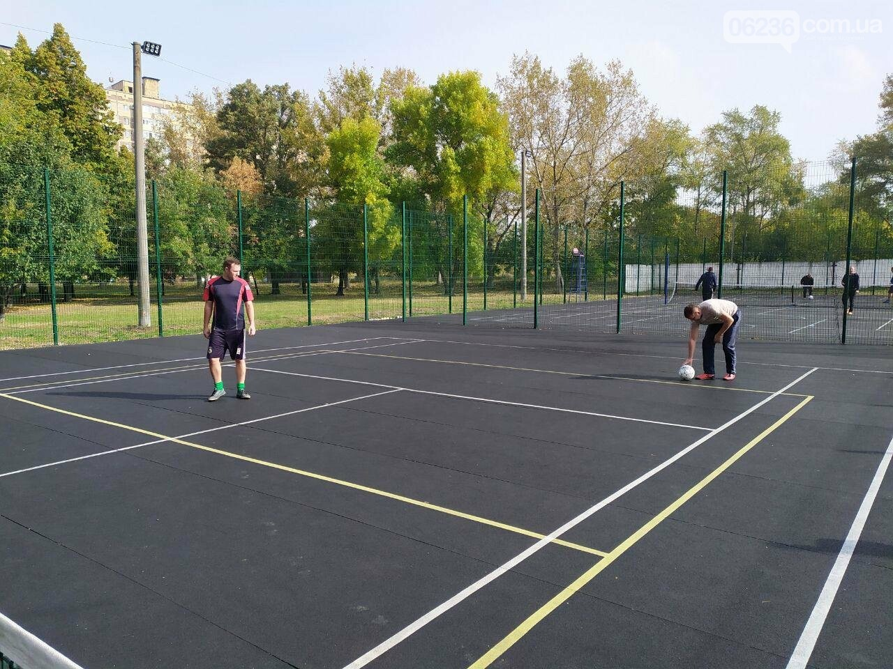В Авдеевке возродили теннисболл (ФОТО), фото-8