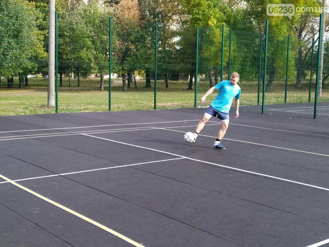 В Авдеевке возродили теннисболл (ФОТО), фото-9