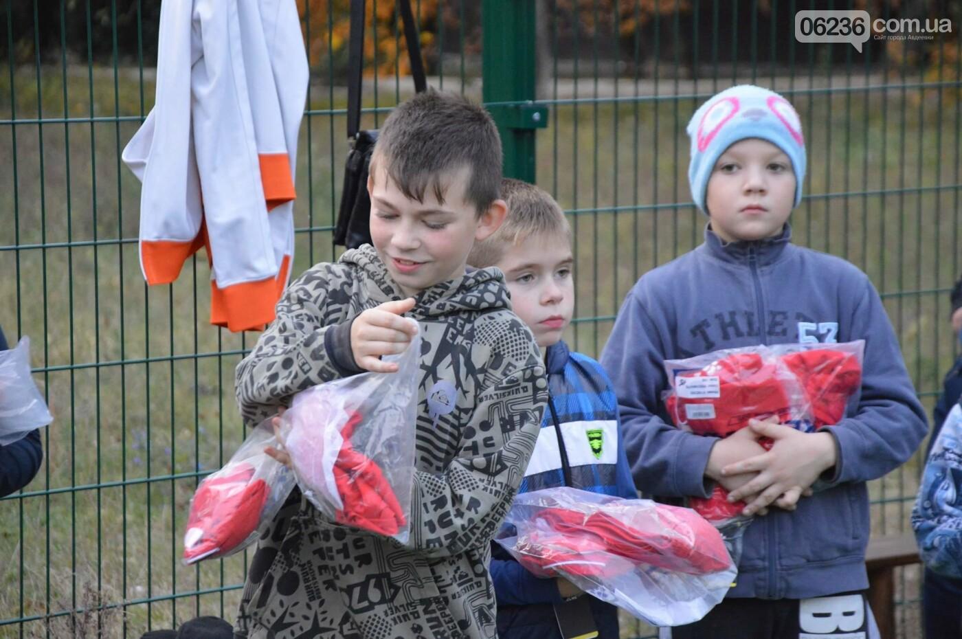 Нардеп Муса Магомедов продолжает поддерживать развитие спорта в Авдеевке (ФОТОФАКТ), фото-3