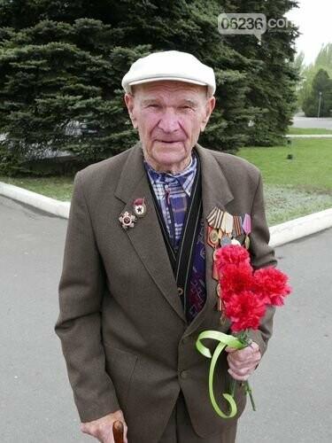 Авдеевка отметила годовщину Великой Победы, фото-2