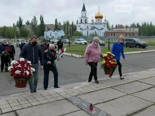 Авдеевка отметила годовщину Великой Победы, фото-3