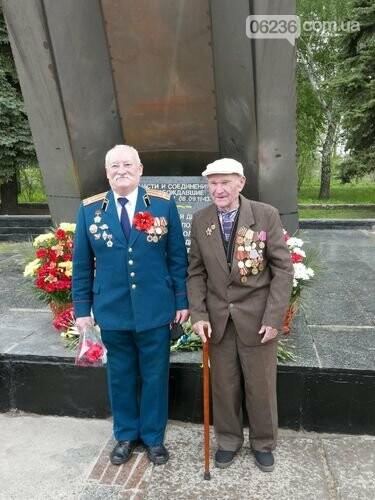 Авдеевка отметила годовщину Великой Победы, фото-4
