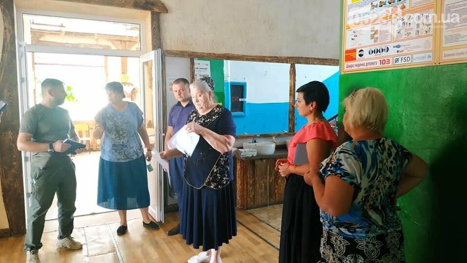 В Авдеевке проверили готовность учебных заведений к 1 сентября, фото-2