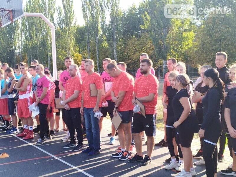 В День физической культуры и спорта в Авдеевке наградили спортсменов и активистов, фото-4