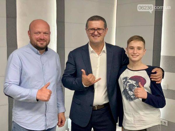 """Муса Магомедов принял участие в проекте """"Школа молодого политика"""" в качестве спикера , фото-1"""