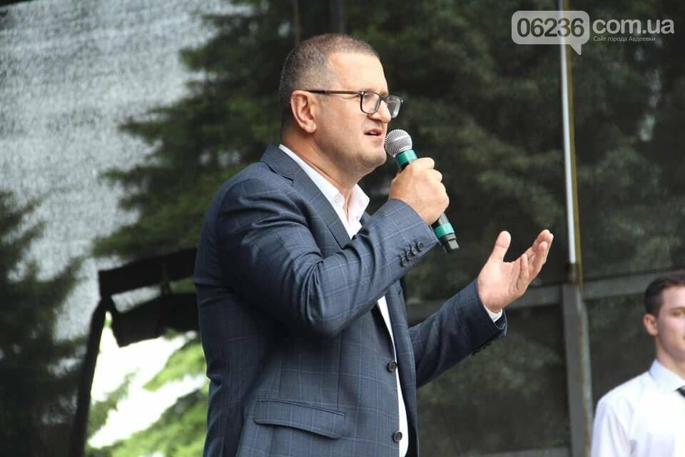 Муса Магомедов поздравил ДонНТУ со 100-летием, фото-3