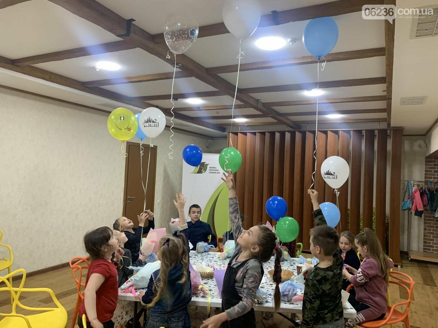 ОО «Авдеевка. Платформа совместных действий» провела «сладкий» мастер-класс для школьников города, фото-7