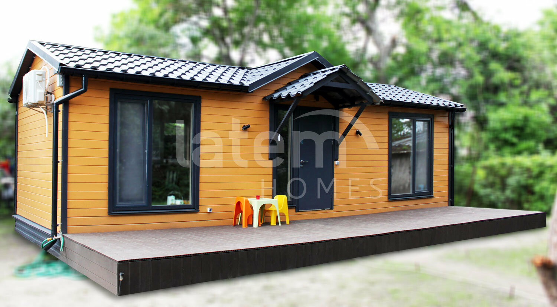 Модульный дом Latem Homes™